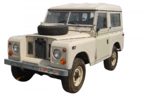 1973 Land Rover from Nantucket MA